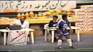مسابقه تاریخی فوتسال استقلال ۳-۷ فتح (فیلم اختصاصی) - علی کریمی