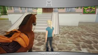 Barbie Horse Adventures : Riding Camp (part 16 ending) (Horse Game)