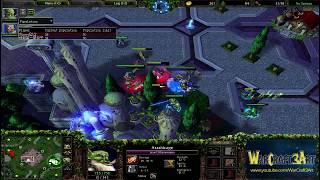 Sini(NE) vs Lyn(ORC) - WarCraft 3 Frozen Throne - RN3264