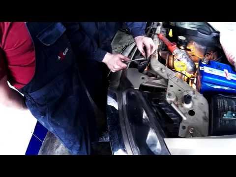 Радиатор и шланг гур Chrysler Pacifica