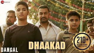 getlinkyoutube.com-Dhaakad – Dangal   Aamir Khan   Pritam   Amitabh Bhattacharya   Raftaar