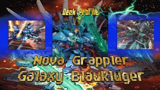 getlinkyoutube.com-Nova Grappler, Galaxy Blaukluger Deck Profile