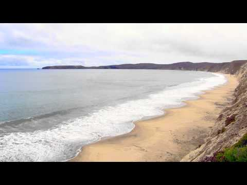Oceanside Meditation - Root Chakra Healing and Balance (Binaural Beats)