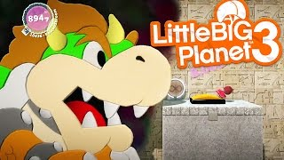 LittleBIGPlanet 3 - Super Mario Bros, DragonBall Z and The Ghost of You [Playstation 4]