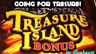 ★GOING FOR TREASURE AGAIN★ CARIBBEAN ROSE slot machine HUGE WIN!