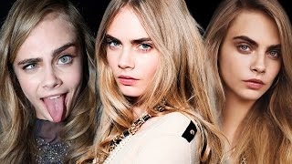 getlinkyoutube.com-7 Things You Didn't Know About Cara Delevingne