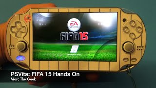 getlinkyoutube.com-PSVita: FIFA 15 Hands On (Read Update)