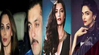 getlinkyoutube.com-New Twist In Salman Khan & Iulia's Love Story | OMG!!! Sonam TAUNTS Deepika & More