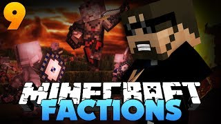 Minecraft Factions 9 - LUCKY CHESTS OP