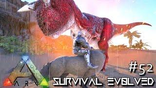 getlinkyoutube.com-ARK: Survival Evolved - ALPHA KILLER DIRE WOLF !!! [Ep 52] (Server Gameplay)