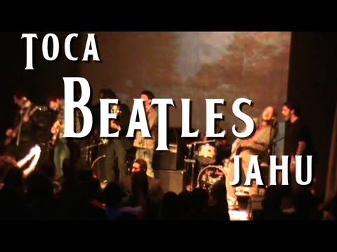 Toca Beatles Jahu - Jam Session - Come Together 25/05/2013