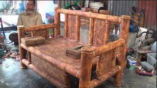 getlinkyoutube.com-Taukah Anda Kursi ini dibuat dari apa ? Dari Limbah Paralon