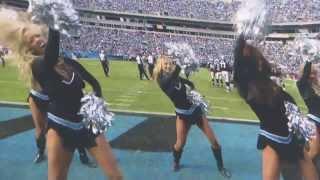 getlinkyoutube.com-Carolina Panthers TopCats 12-1-13