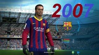 getlinkyoutube.com-FIFA Online3 - บอลสบายๆสไตล์ Barcelona 2007 #ต้องยอมให้เหยินจริงๆ Ranking1-1