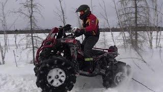 getlinkyoutube.com-Can am Snow Assault