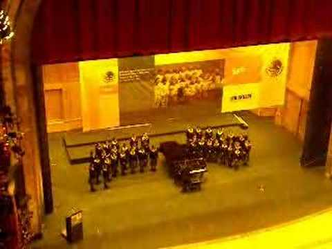 CORO TAE CANCION POPULAR MEXICANA 2008