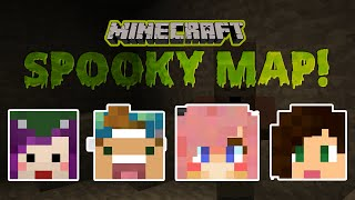 getlinkyoutube.com-Minecraft Spooky Island Adventure Map w/ Lizzie, Joey & Stacy