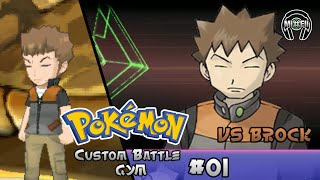 getlinkyoutube.com-Pokemon Battle Gym 1: Red Vs Brock