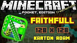 Minecraft PE: 0.13.0 Treecapitator Mod | Faithfull Texture Pack