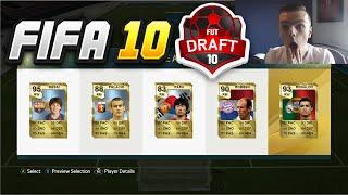getlinkyoutube.com-INSANE RARE FIFA 10 RETRO FUTDRAFT!!