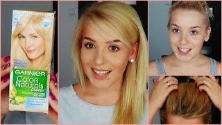 getlinkyoutube.com-Garnier 102 Lodowy Opalizujący Blond MROŹNE BLONDY