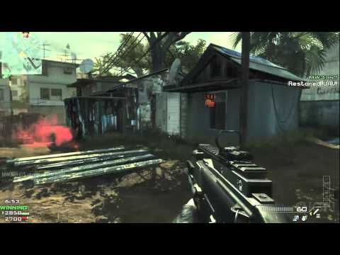Modern Warfare 3 Multiplayer Gameplay Part 1 -  Weapons, Maps, Campaign, Sniper Gameplay!