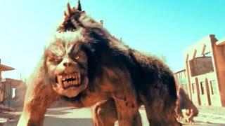 getlinkyoutube.com-Werewolf Fight Scene - Monster Giant Lycan HD