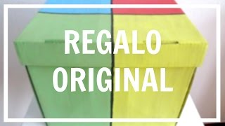 REGALO SUPER ORIGINAL | Chicasinsentido DIY