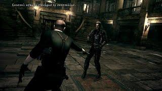 getlinkyoutube.com-Resident Evil 5 Mod - Jake Muller VS Albert Wesker