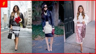 getlinkyoutube.com-How to Wear Sequin and Glittered Clothes