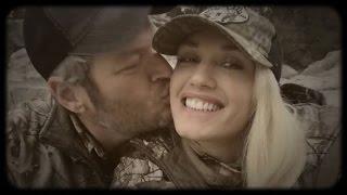 getlinkyoutube.com-Blake Shelton Can't Stop Kissing Gwen Stefani in New PDA-Heavy Video!