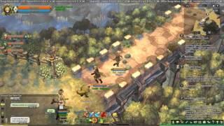 getlinkyoutube.com-Tree of Savior PVP C3 Archer vs. C1 Archer/QS/Hunter