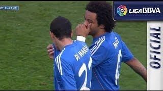 Golazo de Di María (0-4) en el Real Betis - Real Madrid