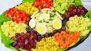 Salata marocana | Salade marocaine (CC en FR) | JamilaCuisine