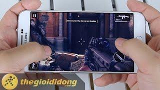 getlinkyoutube.com-Samsung Galaxy A8 Game review | www.thegioididong.com