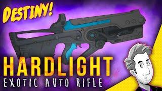 getlinkyoutube.com-Hardlight Exotic Auto Rifle (Year 2) | Gameplay Review | Destiny