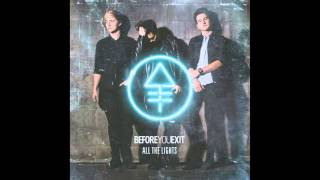 Before You Exit - Suitcase (Audio)