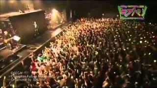 getlinkyoutube.com-[Len Kagamine] SPICE! & Fire Flower (live)