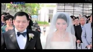"""getlinkyoutube.com-The Wedding """"Angela Tanoesodibjo & Michael Dharmajaya"""" #3"""