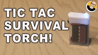 getlinkyoutube.com-Tic Tac Survival Torch!