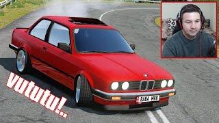 getlinkyoutube.com-BMW E30 - ASSETTO CORSA - İKİNCİ KAMERA - ATAKAN TARKAN