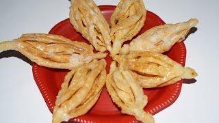 getlinkyoutube.com-panasa tonalu | Panasa poolu Sweet recipe in Telugu by Siri@ Siriplaza.com