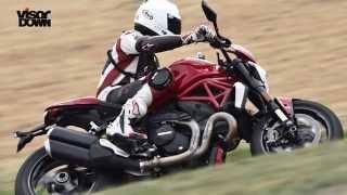 getlinkyoutube.com-Ducati Monster1200R review | Visordown Road Test