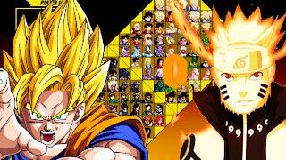 getlinkyoutube.com-Dragon Ball vs Naruto M.U.G.E.N (Hi-Res) DOWNLOAD by Ristar87
