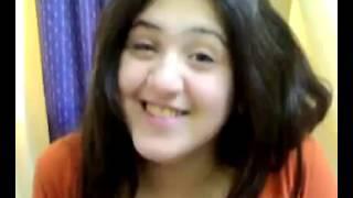 Pathan Very Beautiful College Girl
