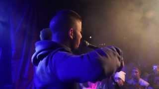 Fababy - Concert au Réservoir à Paris