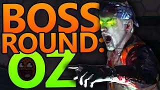getlinkyoutube.com-ZOMBIE OZ BOSS ROUND!! EXO ZOMBIES DESCENT GAMEPLAY (SMOOTH OPERATOR Achievement) Advanced Warfare