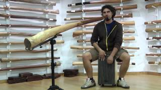 getlinkyoutube.com-Mario Kostka Didgeridoo & Cajon