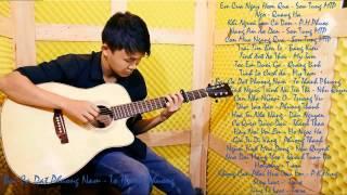 getlinkyoutube.com-Tổng hợp Guitar solo   Mitxi Tòng