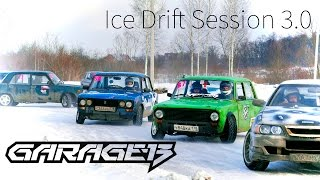 Ice Drift Session 3.0